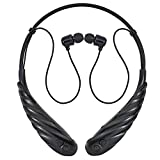 Mimitakara (Active Black) FDA Registered Rechargeable Hearing Amplifier, with Bluetooth earphone technology