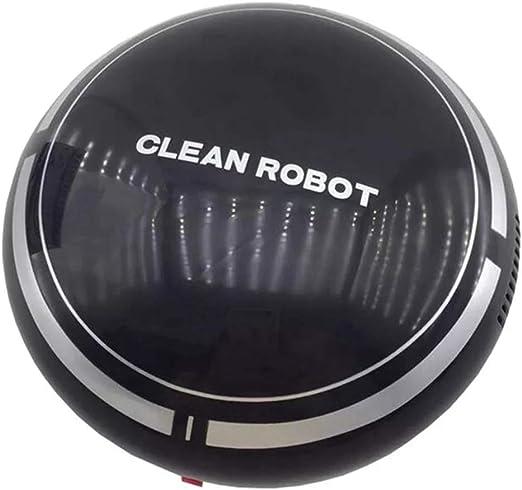 Aspirador automático robotizado con carga USB: limpieza automática ...