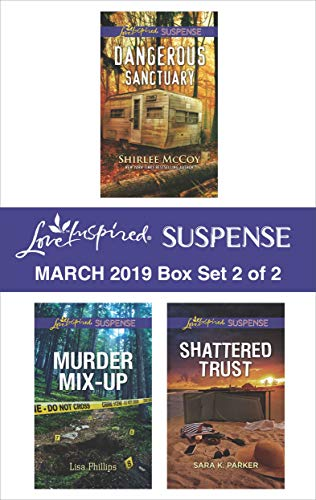 Harlequin Love Inspired Suspense March 2019 - Box Set 2 of 2: An Anthology (English Edition)
