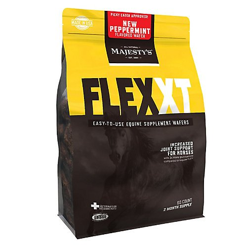 Majesty's Flex XT Peppermint Flavored Wafers