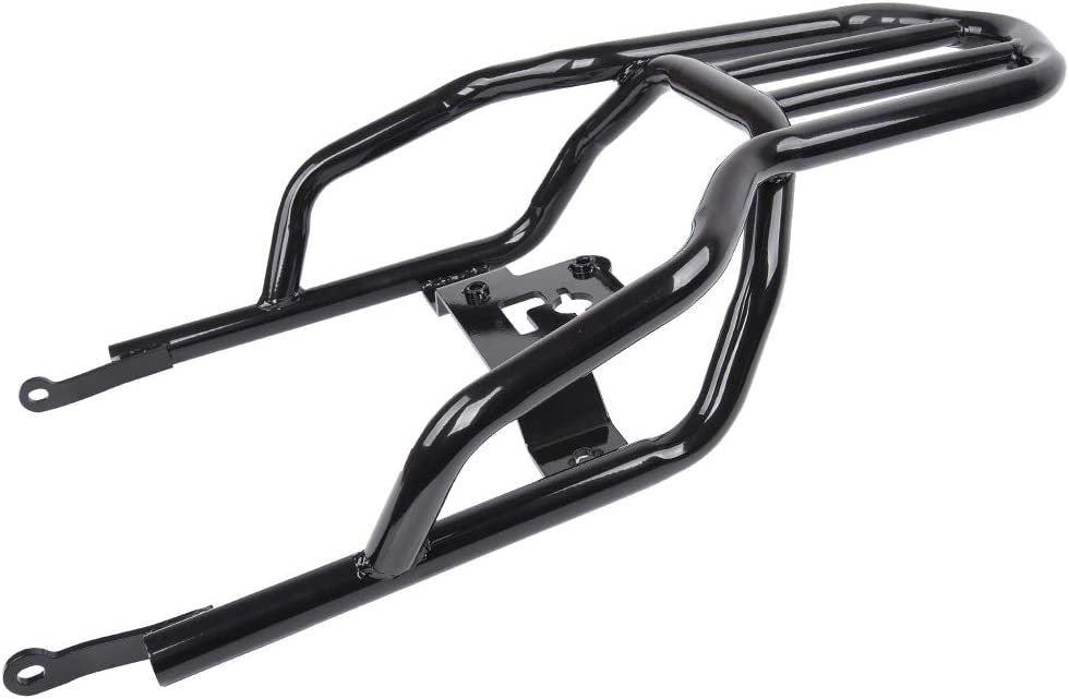 XX eCommerce Motorcycle for Z 900 RS Rear Luggage Rack Support Shelf Tail Seat Cargo Extender Holder Bracket for Kawasaki Z900RS Z-900-RS Z 900RS Cafe ABS 2018-2021 2019 2020