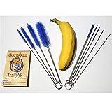 Scrubza TrailPik-Bike Cleaning Kit   Brushes for