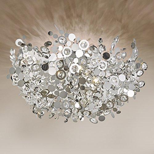 Flower Ball Light Pendant in US - 1