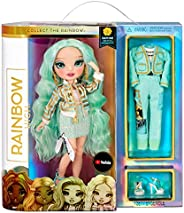 Rainbow High Daphne Minto – Mint (Light Green) Fashion Doll with 2 Outfits to Mix & Match and Doll Accesso