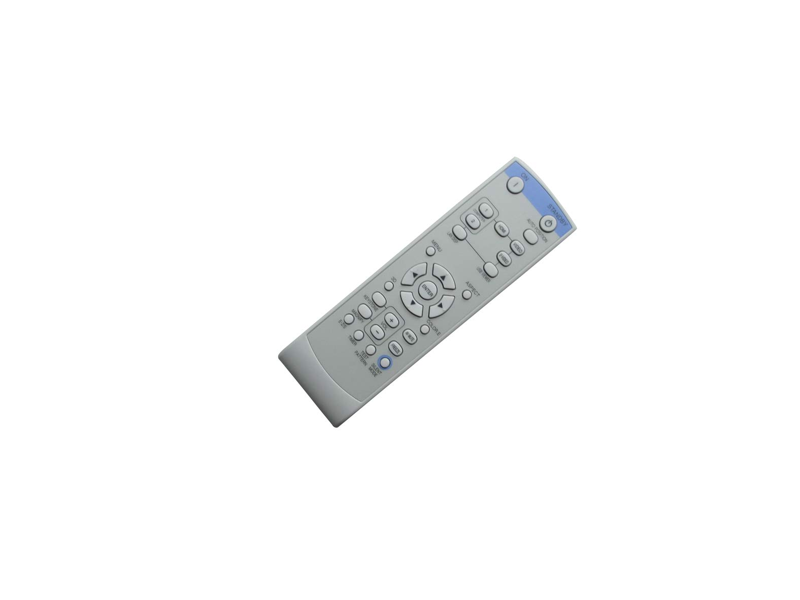 HCDZ Replacement Remote Control for Mitsubishi SD220U XD600U XD600U-G XD600 XGA Conference Room DLP Projector