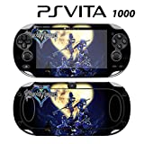 Decorative Video Game Skin Decal Cover Sticker for Sony PlayStation PS Vita (PCH-1000) - Kingdom Hearts