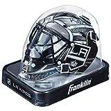 Franklin Sports NHL Los Angeles Kings League Logo Mini Goalie Mask