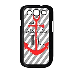 Custom Anchor Back Cover Case for SamSung Galaxy S3 I9300 JNS3-483