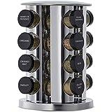 Kamenstein 16-Jar Tower Spice Rack