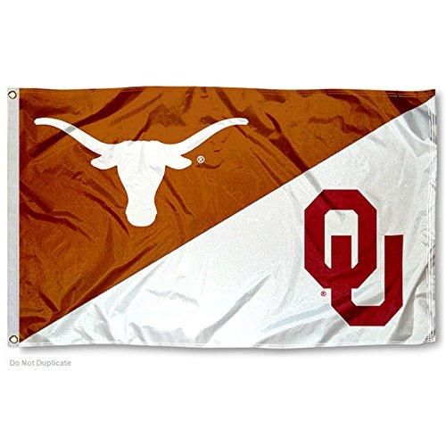 Oklahoma House Divided (Texas vs. Oklahoma House Divided 3x5)
