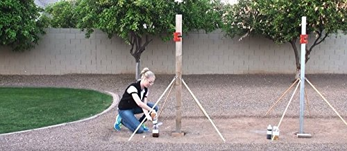 Secure Set SP (Shake & Pour) - 1 Post Kit - Commercial Grade - 32 oz. Fast, Secure & Safe Concrete Alternative for Easy Fence Post Installation by Secure Set (Image #5)