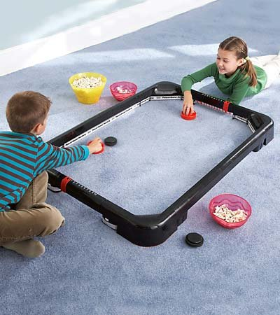Simtec PowerBand Air Hockey Tabletop Game by Simtec