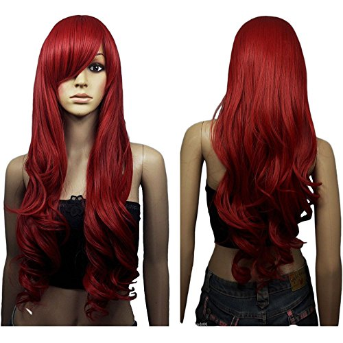 Micro (Red Halloween Wigs)