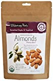 WILDERNESS POETS Unpasteurized Almonds, 10 OZ