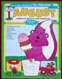 August Monthly Idea Book, Darcy Brown, 1562342215