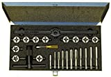 Cle-Line C00528 No 528 Tap and Die Set, 10 Pieces