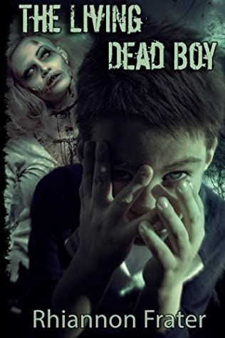 book cover of The Living Dead Boy