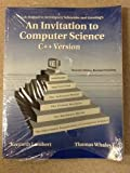 An Invitation to Computer Science, Schneider, G. Michael and Lambert, 0534378846