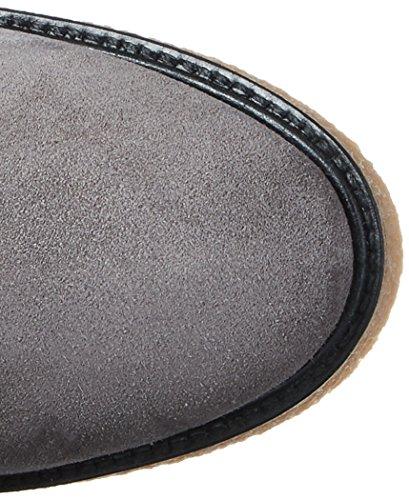M1285ia para mujer Botas gris Tommy color imán 4b Hilfiger qvRcwxE4H
