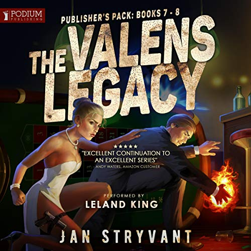 The Valens Legacy: Publisher's Pack 4: The Valens Legacy, Books 7-8