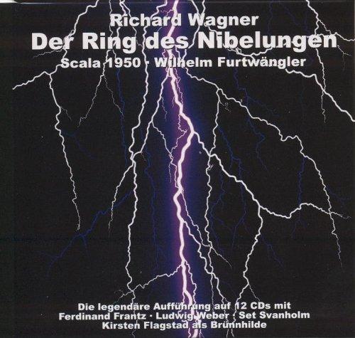 - Wagner: Der Ring Des Nibelungen: Scala 1950 (Furtwängler, Flagstad, La Scala Orchestra) [Box set]