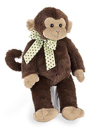 Bearington Bear Swings Plush Stuffed Animal Monkey, 16