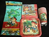 """Disney's """"Jake and The Neverland Pirates"""" Party Kit for 8, Health Care Stuffs"""
