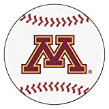 Fan Mats University of Minnesota Rug Baseball
