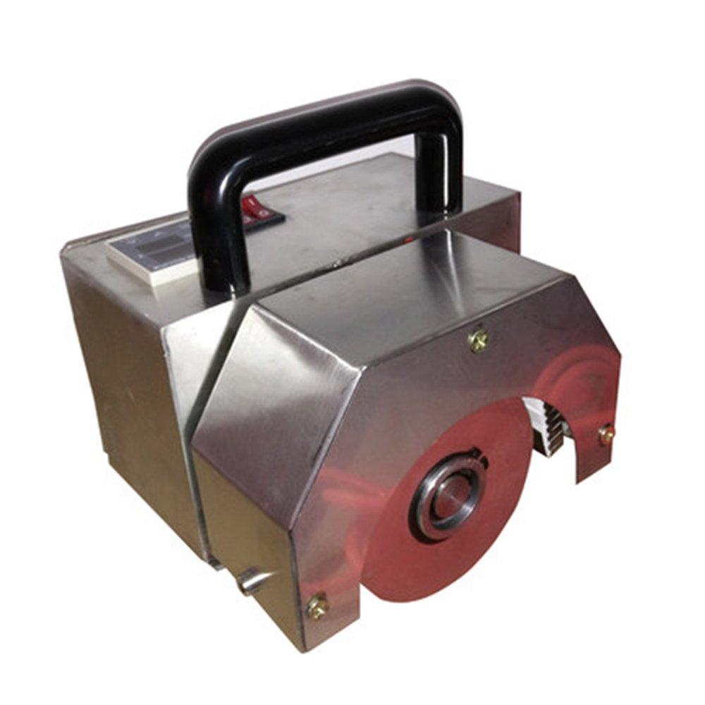 CGOLDENWALL Woodworking Hand-held Heat Transfer Seal Machine Plate Wood Door Stamping Film Machine Wood Door Scraping Repair Tool by CGOLDENWALL