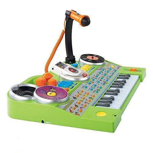 VTech KidiJamz Studio (Vtech Piano With Microphone)