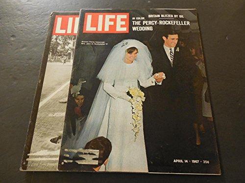 2 Iss Life Apr 7, 14 1967 Big Hair Marries Big Oil; Bombing N Vietnam