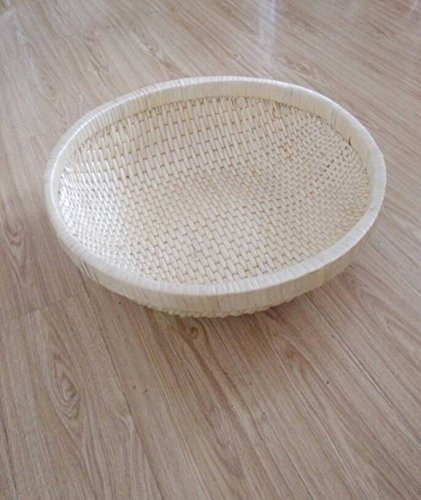 Newborn Baby Infant Photography Prop Handmade Woven Basket D-49 by backdropshop