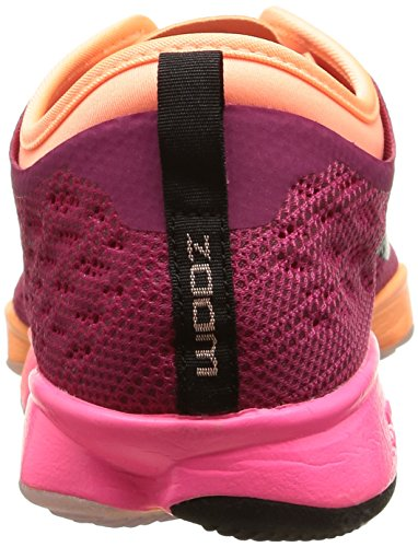 Nike Womens Zoom Fit Agility Top Sneakers Stringate Rosa