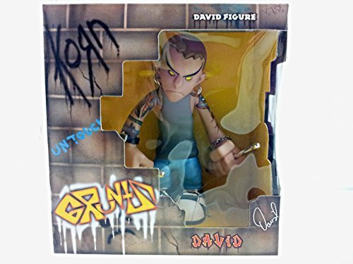 Review KORN GRUNTZ 2002 DAVID