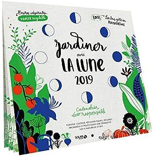 Amazon Fr Mieux Jardiner Avec La Lune 2019 Olivier Lebrun Livres