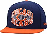 Chicago Bears Structured Adjustable Snapback 5249