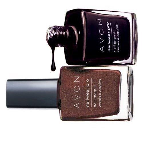 Nailwear Pro+ Nail Enamel - Avon Nailwear Pro Nail Enamel