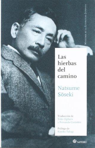 Las hierbas del camino (Maestros de la Literatura Japonesa)