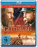 BD * Gettysburg - Extended Edition (2 Discs) [Blu-ray] [Import anglais]