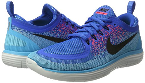 chlo 2 Soar hot Entrenamiento Hombre de Distance Punch polarized Blue Free Azul NIKE Run Black para Zapatillas qBTag