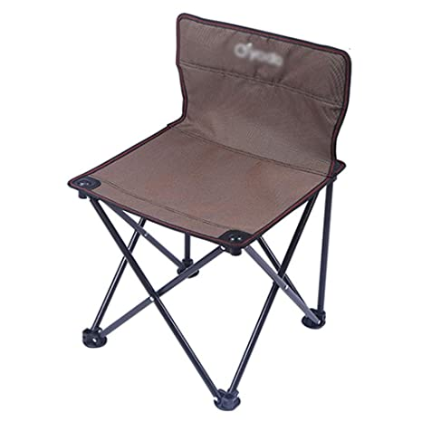 Sillas plegables Mini Ultraligero plegable Silla de ...