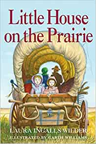 Little house on the prairie books online