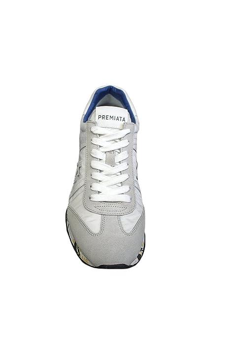 PREMIATA Herren Sneaker  , Weiß - 206E - Größe  43 EU  MainApps ... 2d49946f8c