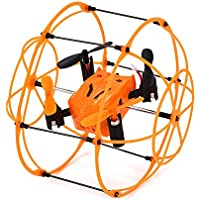 Mini RC Quadcopter Drone 2.4G Headless Mode One Key Return