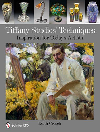 - Tiffany Studios' Techniques: Inspiration for Today's Artists