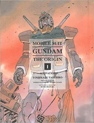 Book Mobile Suit Gundam: The Origin 1