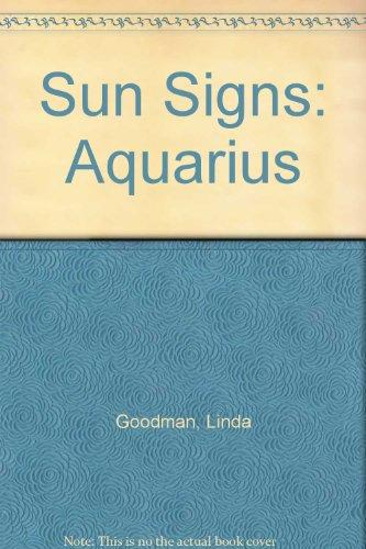 Linda Goodmans Sun Signs Pdf