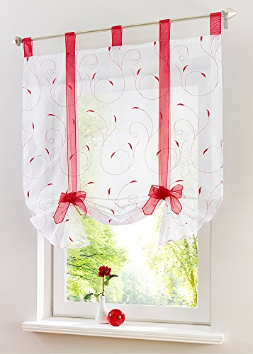 Kitchen christmas curtains for Rideaux cuisine moderne ikea