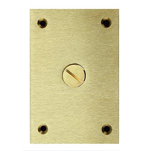 Steel City P64-1/2 Floor Plate W/Plug