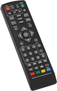 Docooler Mando a Distancia Universal DVB-T2, decodificador, Mando ...